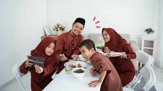 Dilarang mudik! Tips Rayakan Idul Fitri 2021 dirumah aja